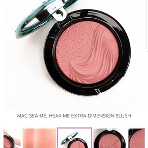 MAC blush Sea Me Hear Me